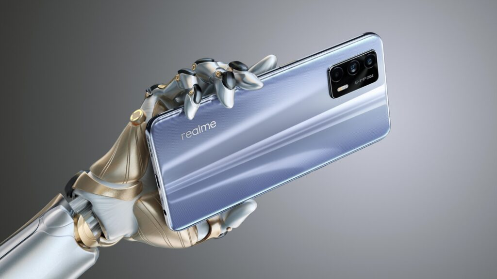 Buy Realme GT 5G for $499 on the Giztop Shop
