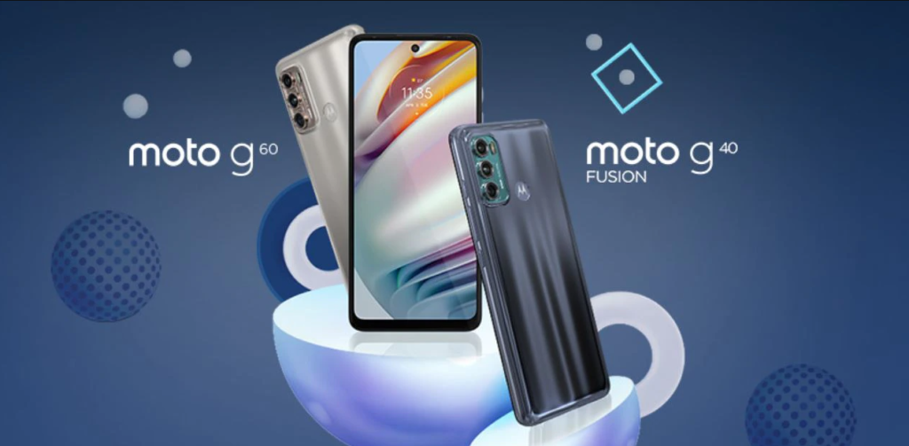 Moto G40 Fusion and Moto G60 Launched: Full Specs, Pricing, and Availability