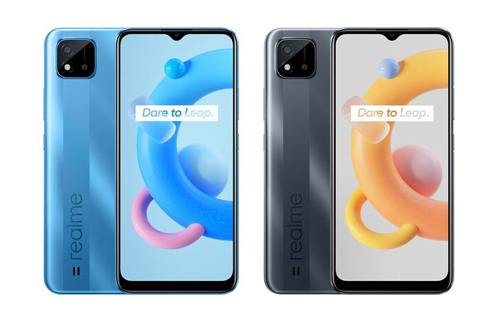 Realme C20 and Realme C21 Launched in India with 5,000mAh battery and Helio G35 SoC