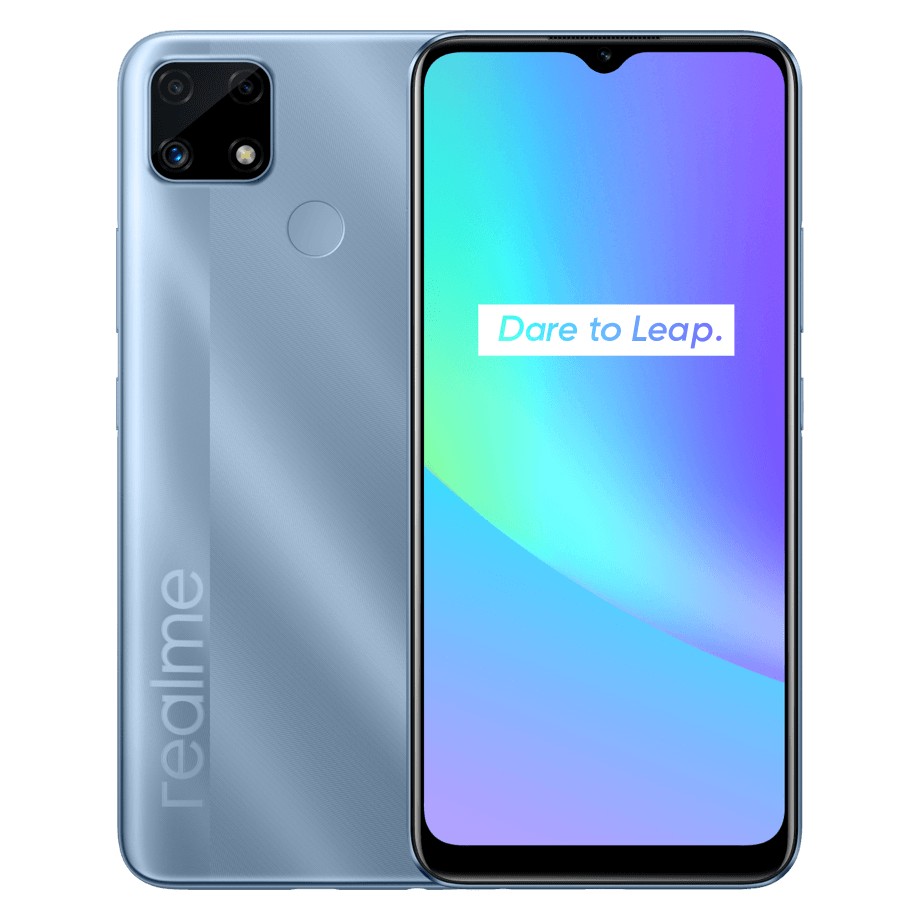 Realme C25 Makes It to the Indian Market at a Starting Price of ₹9,999(~$135)
