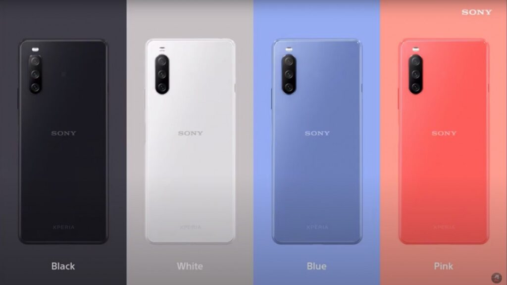 Sony Xperia 10 III Launched with an OLED panel, Snapdragon 690, and 5G Connectivity