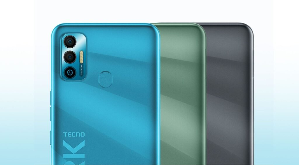 Tecno Spark 7 with 6,000mAh battery and Fast Charging debuts for $94