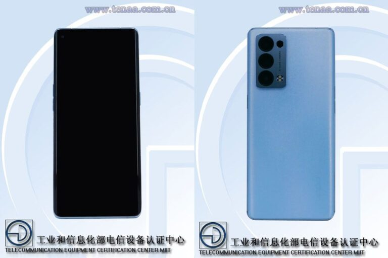 Oppo Reno6, Reno6 Pro, and Reno6 Pro Hardware and Other Specs Leaked