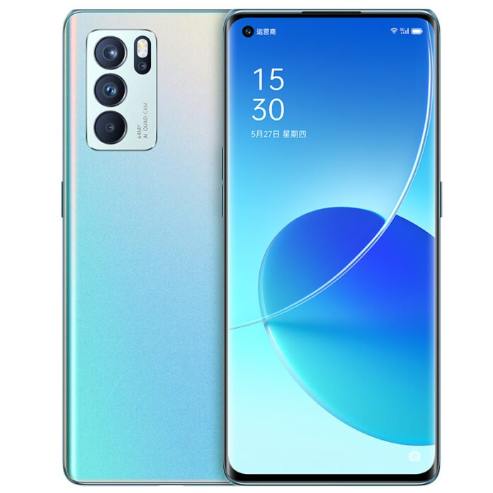Oppo Reno6 Trio Listed on JD Revealing the Design and Key Specs