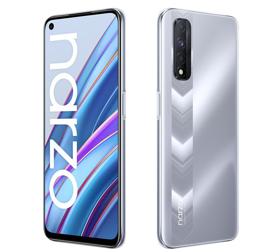 Realme Narzo 30 Gets Added to the Narzo 30 line-up in Malaysia