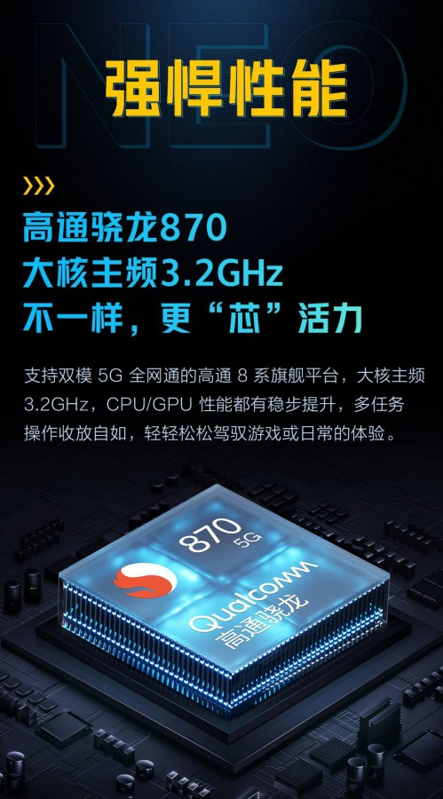 iQOO Neo5 Life Launch Set for May 24 in China; Will be a Rebadged Neo5
