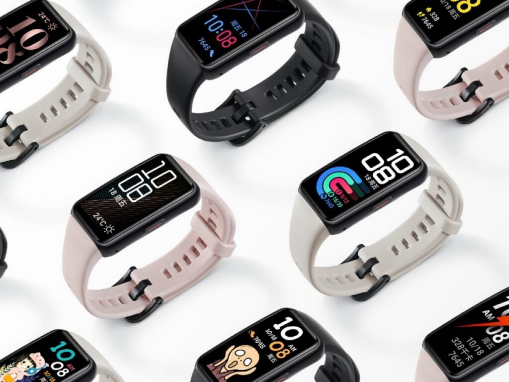 Honor Band 6 Launched In India for $55; Offers Large Display, SpO2, and TruSleep