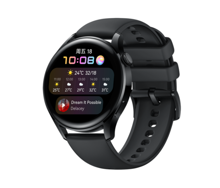 Pre-order Huawei Watch 3 for $499 on the Giztop Shop